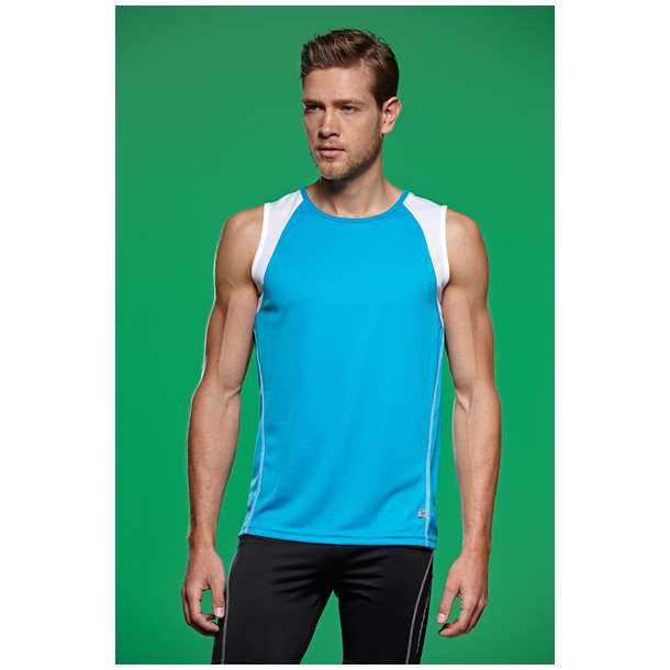 02.0395 James & Nicholson - JN 395 turquoise/white 896