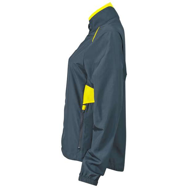 02.0475 James & Nicholson - JN 475 iron grey/lemon l41