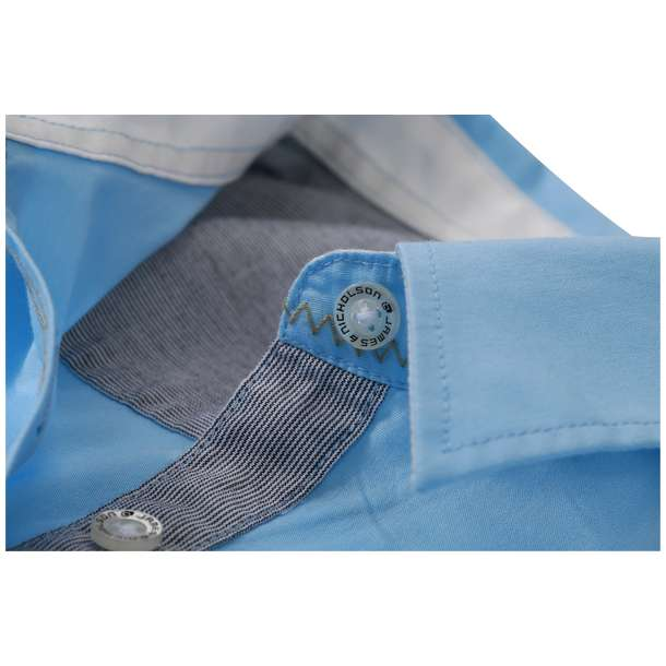02.0635 James & Nicholson - JN 635 bleu/off white m38