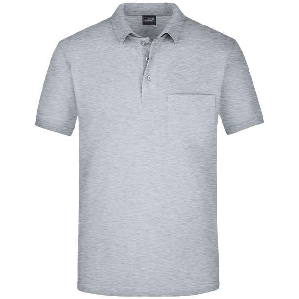 02.0922 James & Nicholson - JN 922 grey heather 034