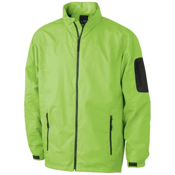 02.1041 James & Nicholson - JN 1041 lime green/carbon g26