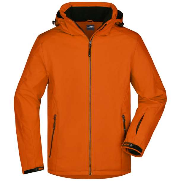 02.1054 James & Nicholson - JN 1054 dark orange 107