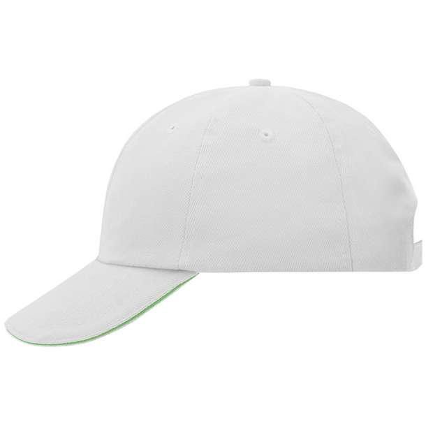 03.6112 Myrtle Beach - MB 6112 white/lime green 774