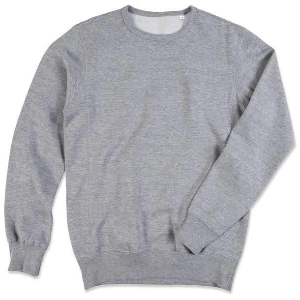 05.5620 Stedman - Sweatshirt grey heather 034