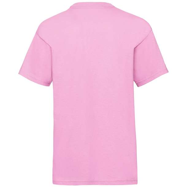 16.1033 F.O.L. - Kids Valueweight T light pink 040