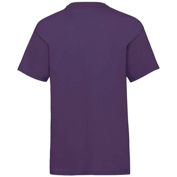16.1033 F.O.L. - Kids Valueweight T purple 350