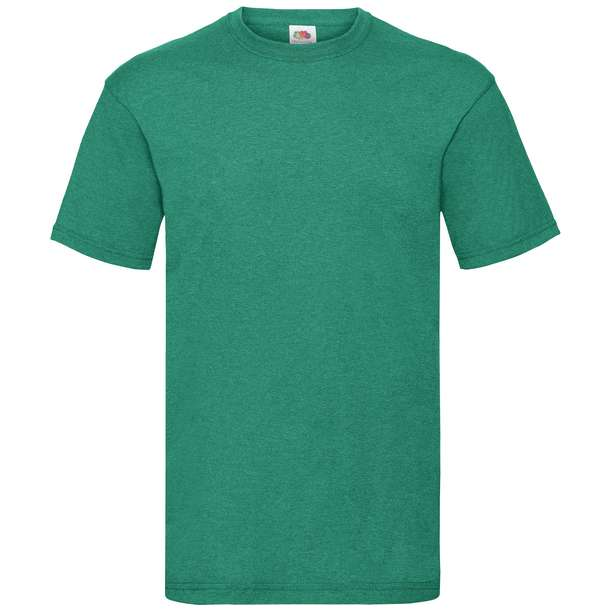 16.1036 F.O.L. - Valueweight T retro heather green t39