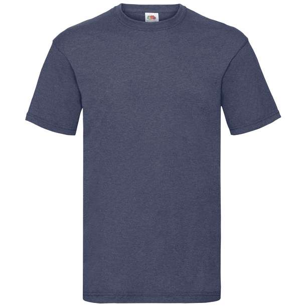 16.1036 F.O.L. - Valueweight T vintage heather navy t41