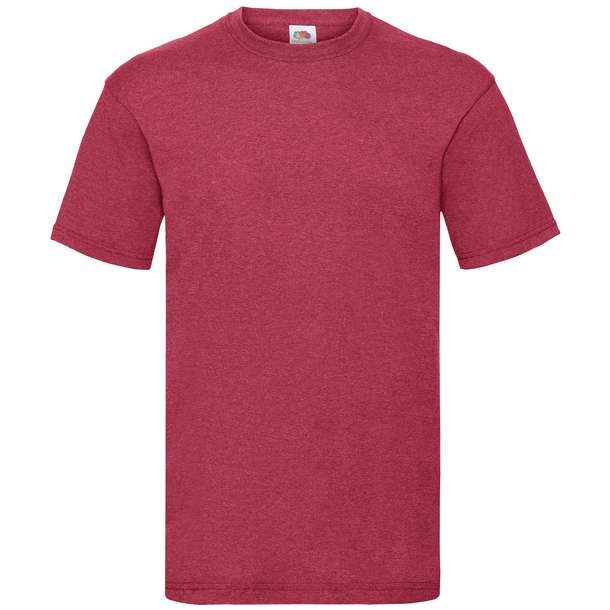 16.1036 F.O.L. - Valueweight T vintage heather red u47