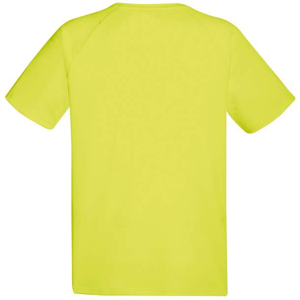 16.1390 F.O.L. - Performance T bright yellow 213