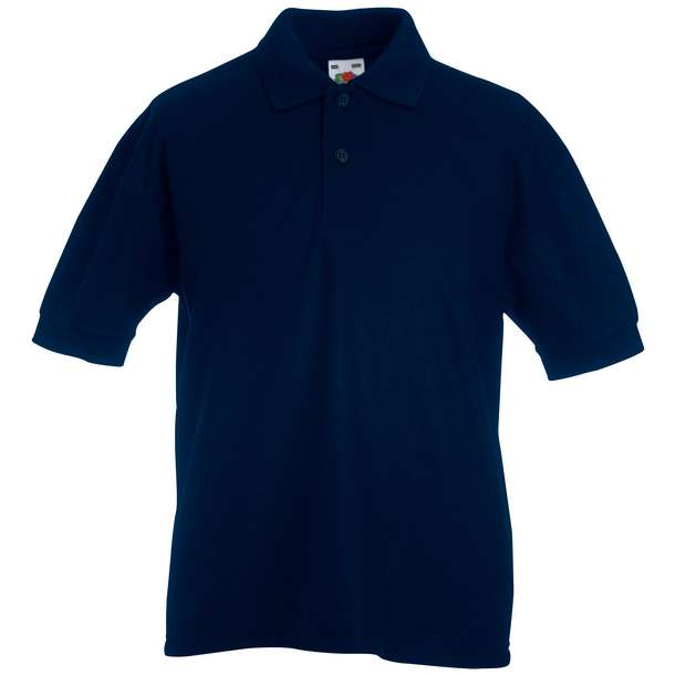 16.3417 F.O.L. - Kids 65/35 Polo deep navy a36