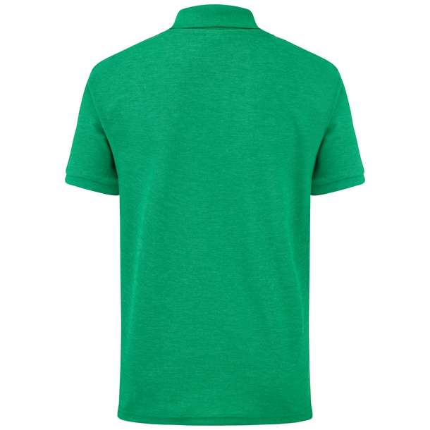 16.3417 F.O.L. - Kids 65/35 Polo retro heather green t39