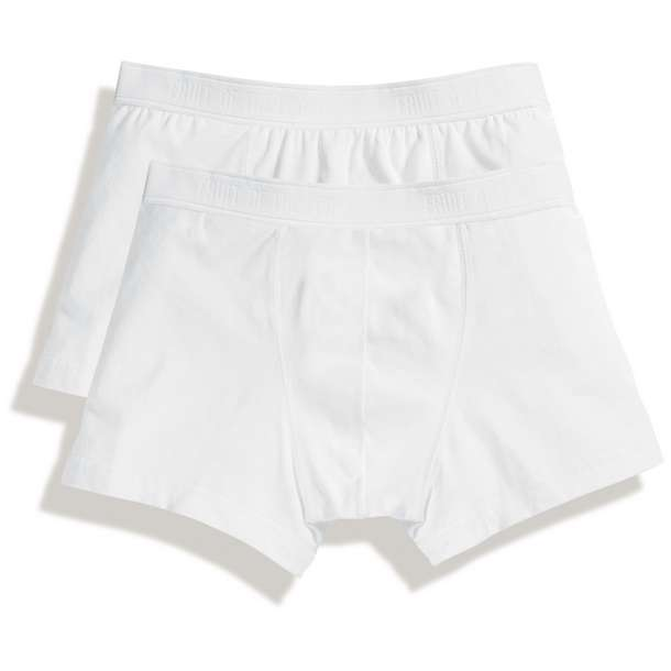 16.7020 F.O.L. - Classic Shorty 2-Pack white 001