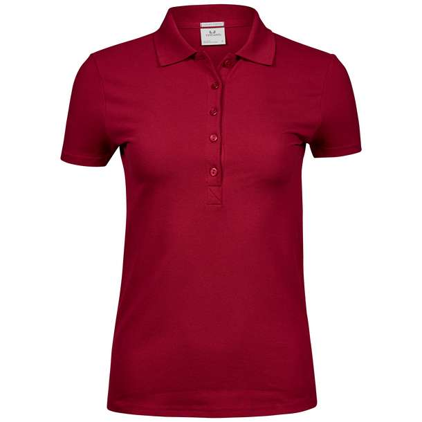 18.0145 Tee Jays - 145 deep red 371