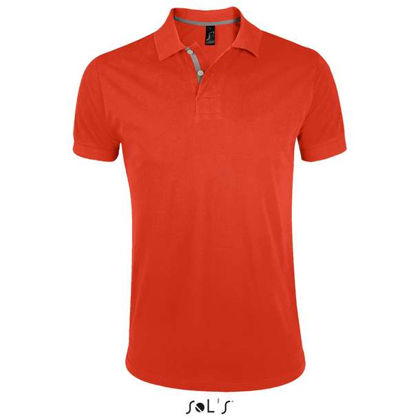 25.0574 SOL'S - Portland Men burnt orange 223
