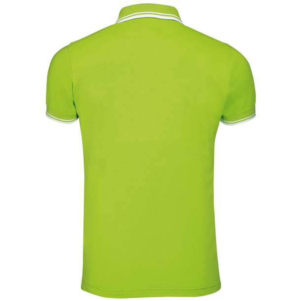 25.0577 SOL'S - Pasadena Men lime/white 352