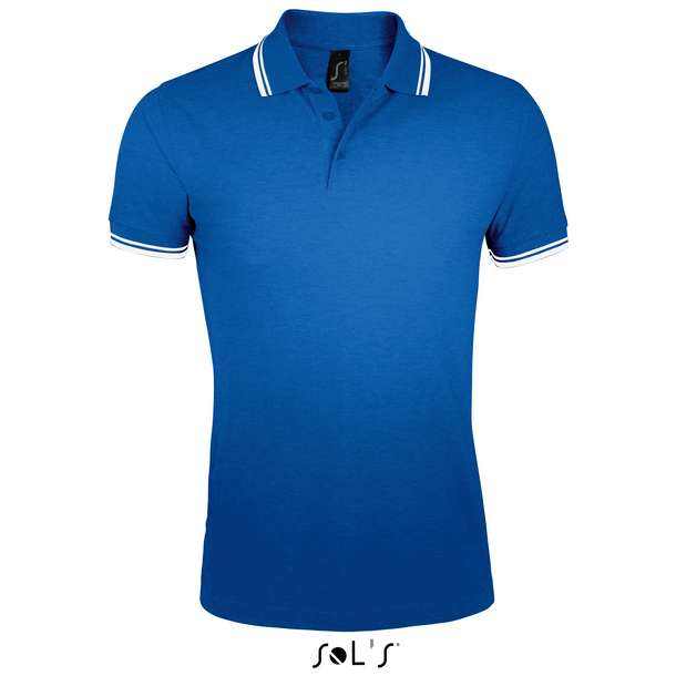 25.0577 SOL'S - Pasadena Men royal blue/white 651