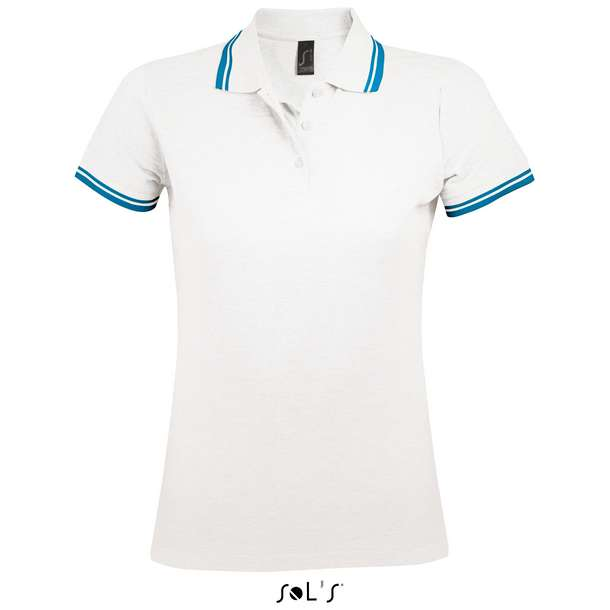 25.0577 SOL'S - Pasadena Men white/aqua 758