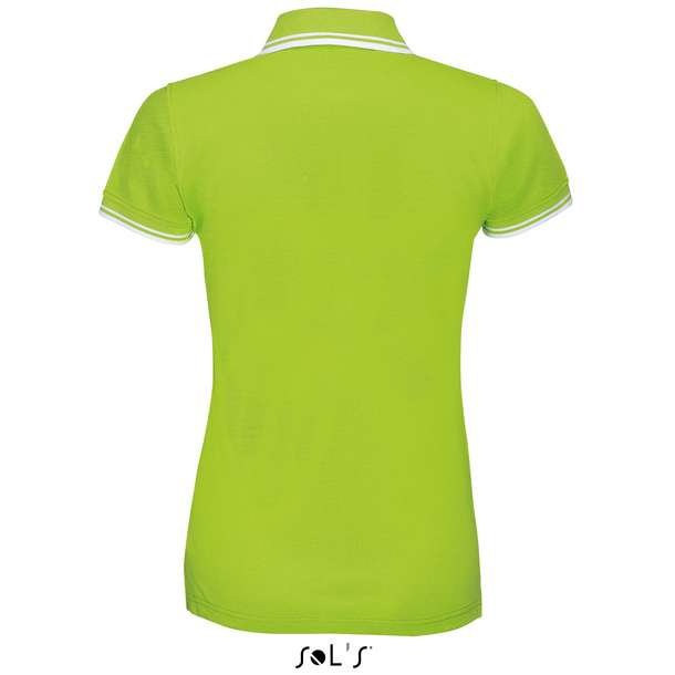 25.0578 SOL'S - Pasadena Women lime/white 352