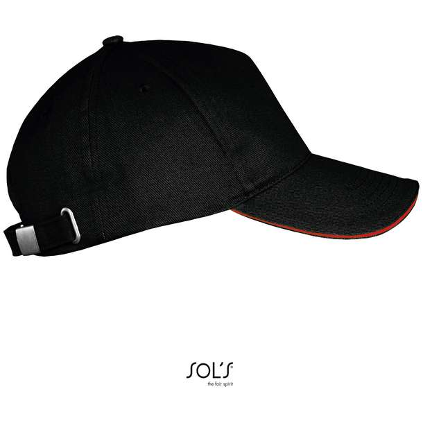 25.0594 SOL'S - Long Beach black/red 814