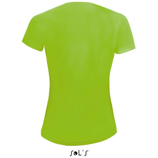 25.1159 SOL'S - Sporty Women neon green 086