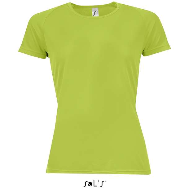 25.1159 SOL'S - Sporty Women apple green 093