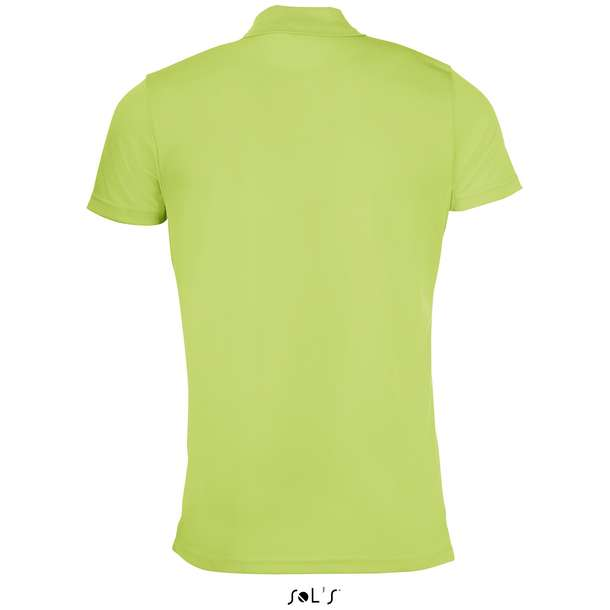 25.1199 SOL'S - Performer Men apple green 093