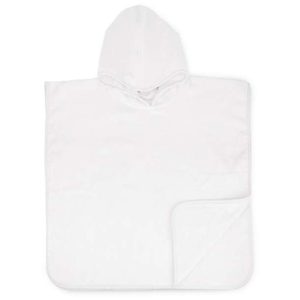 48.1008 The One - Baby Poncho white 001